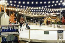 Old Town Square Ice Skating Rink