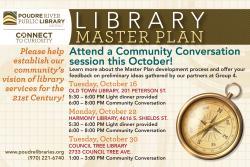 Community Conversation: Library Master Plan