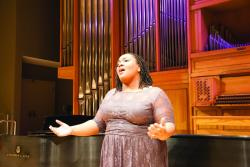 Freshman Voice Studio Recital