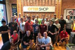 Otter Shop Run Club