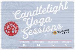 Candlelight Yoga Sessions