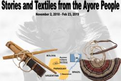 Hall Gallery – – Stories and Textiles from the Ayore People