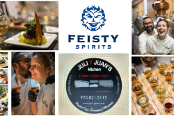 Think*Feel*Act and Get Feisty! Food and Whiskey Pairing