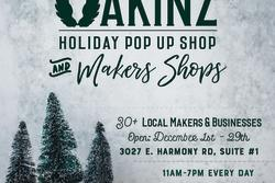 Akinz Holiday Pop Up & Makers Shops