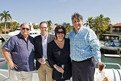 NATPE 2013 Yacht Event
