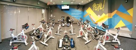 Mesh Fitness Group Class