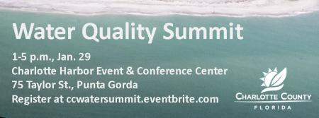 Water Quality Summit Graphic