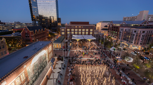 HowdyUK Travelsphere Sundance Square Plaza Grand Opening