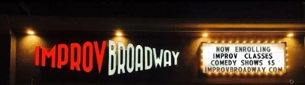 Improv Broadway