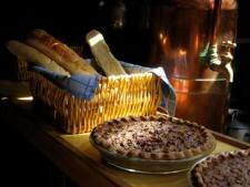 Bread and pies