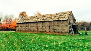 Long House at Ganondagan Historic Site