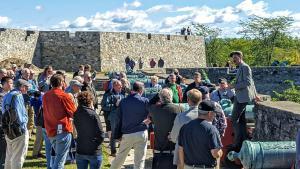 Ticonderoga - Defend the Fort