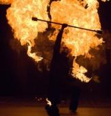 """A band of fire jugglers will light up the evening at historic Van Cortlandt Manor in Croton-on-Hudson during """"A Night on Fire,"""" a brand new event taking place Saturday, May 26."""