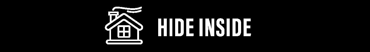 Hide Inside Section