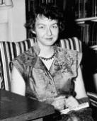Flannery O'Connor. Courtesy of Ina Dillard Russell Library, Georgia College and State University