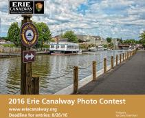 2016 Erie Canalway Photo Contest