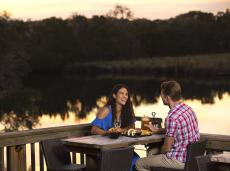 Best Riverfront Dining