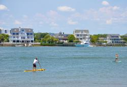Standup Paddleboarders