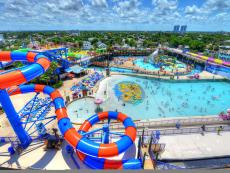 Attractions Including Daytona Lagoon Water Park