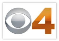 CBS 4 Logo Tile