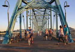 Walnut Street Bridge 1