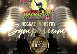 Reggae Sumfest 2018- Symposium