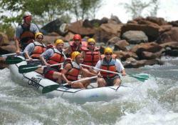 Ocoee Whitewater Rafting