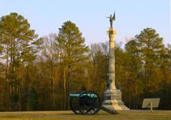Chickamauga Battlefied