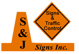 S & J signs race