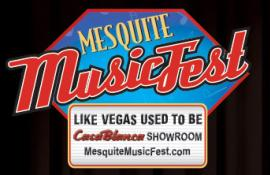 Mesquite Music Fest 2020 - Cover Photo
