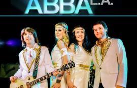 Abba L.A. - Cover Photo