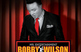 Bobby Brooks Wilson - Tribute to the Motown Years - Cover Photo