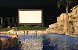Summer Movies At The Pool - SPINOUT starring Elvis Presley - Cover Photo