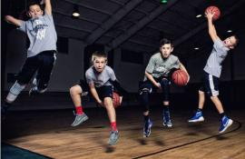 Nike Boys Basketball Camp - Cover Photo