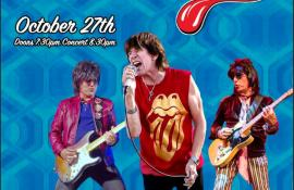 Mick Adams and The Stones - Cover Photo