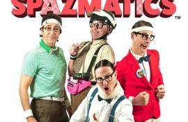 CasaPoolooza - Poolside Concert with The Spazmatics - Cover Photo