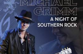 Michael Grimm - A Night of Southern Rock - Cover Photo