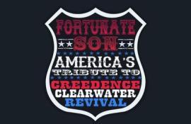 Fortunate Son - America's Tribute to CCR - Cover Photo