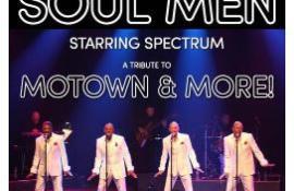 Soul Men starring Spectrum - Cover Photo