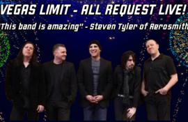 Vegas Limit - All Request Live & DJ Jimmy Z New Year's Eve Party! - Cover Photo