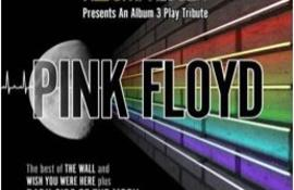 Tribute to Pink Floyd - Cover Photo