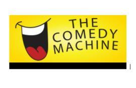 The Comedy Machine - Cover Photo