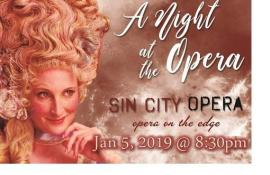 A Night At The Opera - Cover Photo
