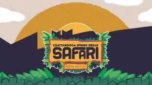 2017 Chattanooga Spring Break Safari