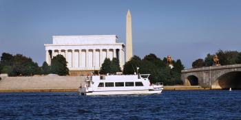Water Taxi DC Monuments