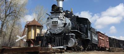 Railroad Museum Train