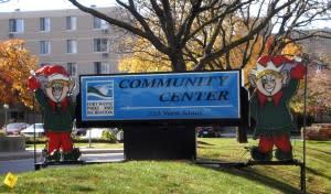 Santa's Workshop - Community Center