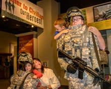 USAHEC Soldier's Experience Exhibit