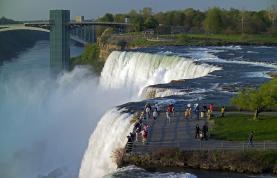 Niagara Falls (credit: Darren McGee, NYS Dept. of Economic Development)