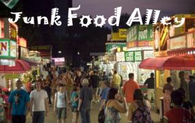 Junk Food Alley